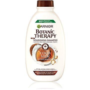 GARNIER Botanic Therapy Coco vyživující šampón pro suché a hrubé vlasy 400 ml (3600542194044)