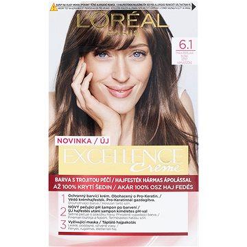 L'ORÉAL PARIS Excellence 6.1 Tmavá popelavá blond (3600523757886)