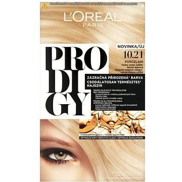 Barva na vlasy LORÉAL PRODIGY 10.21 Porcelain Velmi světlá blond duhová (3600522514022)