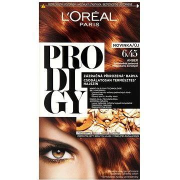 Barva na vlasy LORÉAL PRODIGY 6.45 Amber Světlehnědá jantarová (3600522514114)