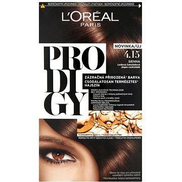 Barva na vlasy LORÉAL PRODIGY 4.15 Sienna Ledová čokoládová (3600522514206)