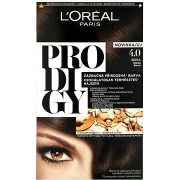 Barva na vlasy LORÉAL PRODIGY 4.0 Sepia Hnědá (3600522514213)