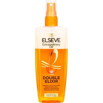 Vlasový olej ĽORÉAL ELSEVE Extraordinary Oil expres 200 ml (3600523231188)