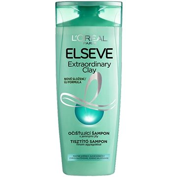 Šampon ĽORÉAL ELSEVE Extraordinary Clay 400 ml (3600523336005)