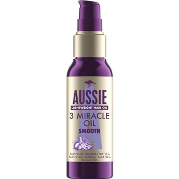 Vlasový olej Aussie 3 Minute Miracle Oil Mega 100 ml (4084500701076)