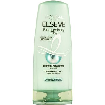 Balzám na vlasy ĽORÉAL ELSEVE Extraordinary Clay 200 ml (3600523215652)