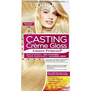 Barva na vlasy LORÉAL CASTING Creme Gloss 931 Vanilková zmrzlina (3600523278015)