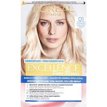 ĽORÉAL PARIS Excellence Creme 01 Blond ultra světlá přírodní (3600520617404)