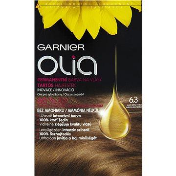 Barva na vlasy GARNIER Olia 6.3 Zlatá světle hnědá (3600541298736)