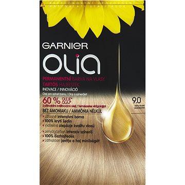 Barva na vlasy GARNIER Olia 9.3 Zlatá světlá blond (3600541298798) + ZDARMA Rukavice GARNIER Rukavice