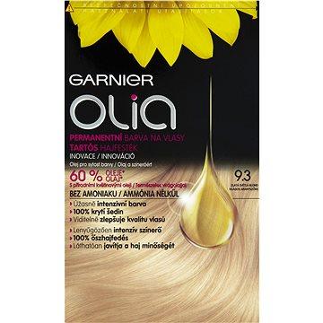 Barva na vlasy GARNIER Olia 9.0 Světlá blond (3600541298804)