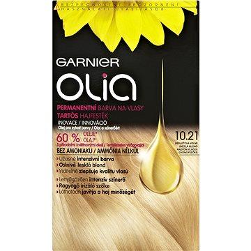 Barva na vlasy GARNIER Olia 10.21 Perleťová velmi světlá blond (3600541561182)
