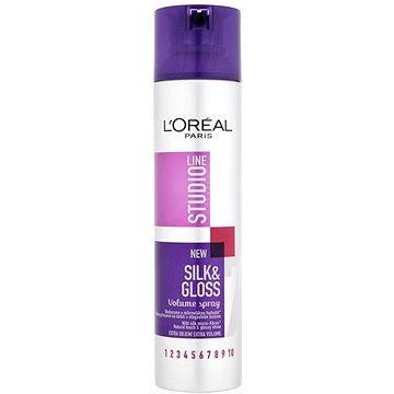 Vlasový sprej LORÉAL PARIS Studio Line Silk & Gloss 250 ml (3600521768969)