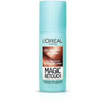 Sprej na odrosty LORÉAL PARIS Magic Retouch Mahogany Brown 75 ml (3600523337712)