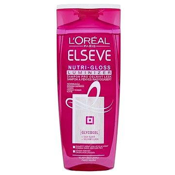 Šampon ĽORÉAL ELSEVE Nutri Gloss Luminizer 400 ml (3600522992523)