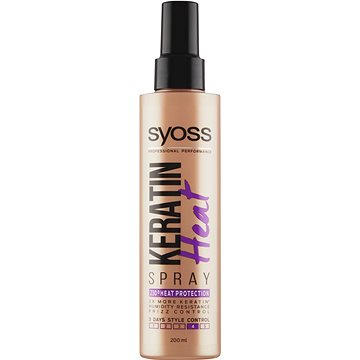Sprej na vlasy SYOSS Keratin - ochranný sprej 200 ml (9000101049299)