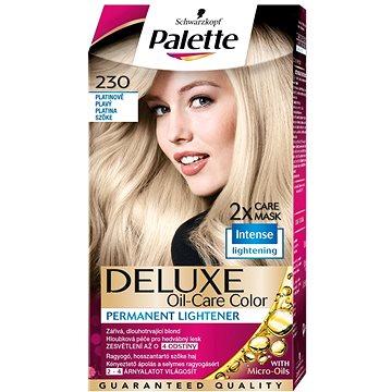 Barva na vlasy SCHWARZKOPF PALETTE Deluxe 230 Platinově plavý 50 ml (3838824211428)