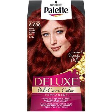 Barva na vlasy SCHWARZKOPF PALETTE Deluxe 575 Ohnivě červený 50 ml (3838824176819)