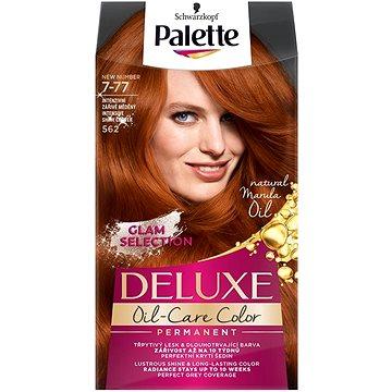 Barva na vlasy SCHWARZKOPF PALETTE Deluxe 562 Intenzivní zářivě měděný 50 ml (9000100823555)