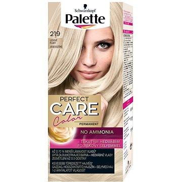 Barva na vlasy SCHWARZKOPF PALETTE Perfect Care Color 219 Ledově plavý 50 ml (9000100922340)