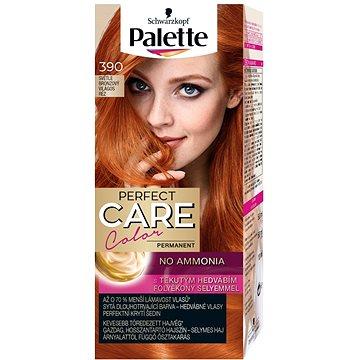 Barva na vlasy SCHWARZKOPF PALETTE Perfect Care Color 390 Světle bronzový 50 ml (9000100922166)