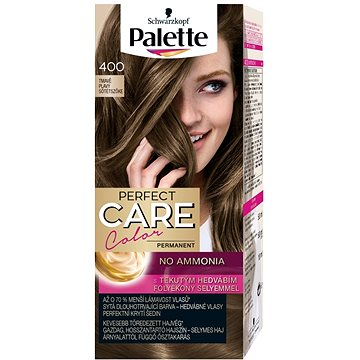 Barva na vlasy SCHWARZKOPF PALETTE Perfect Care Color 400 Tmavě plavý 50 ml (9000100922074)