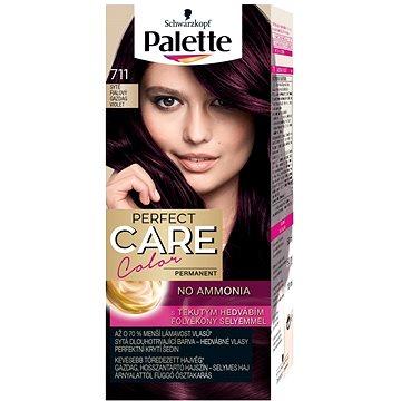 Barva na vlasy SCHWARZKOPF PALETTE Perfect Care Color 711 Sytě fialový 50 ml (9000100921299)