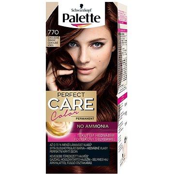 Barva na vlasy SCHWARZKOPF PALETTE Perfect Care Color 770 Čokoládově červený 50 ml (9000100921060)