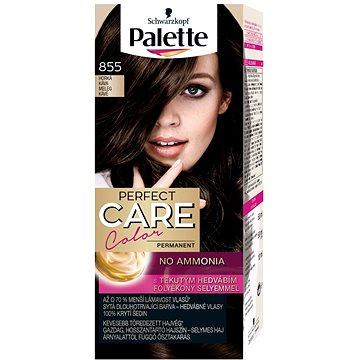 Barva na vlasy SCHWARZKOPF PALETTE Perfect Care Color 855 Horká káva 50 ml (9000100920698)