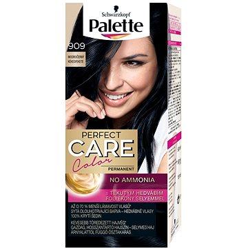 Barva na vlasy SCHWARZKOPF PALETTE Perfect Care Color 909 Modročerný 50 ml (9000100920308)