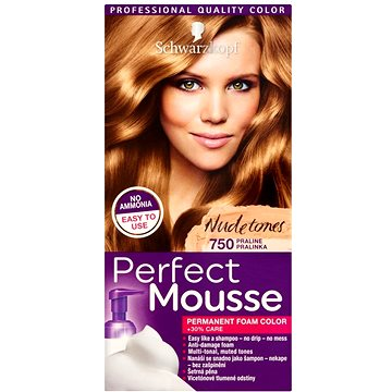 SCHWARZKOPF PERFECT MOUSE 750 - Pralinka 35 ml (3838824222806)