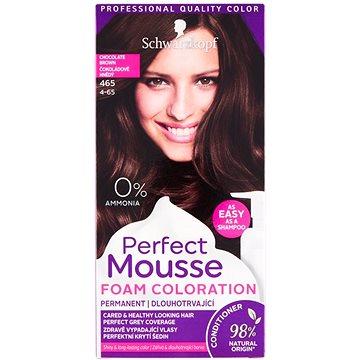 Barva na vlasy SCHWARZKOPF PERFECT MOUSE 465 - Čokoládově hnědý 35 ml (3838824222929)