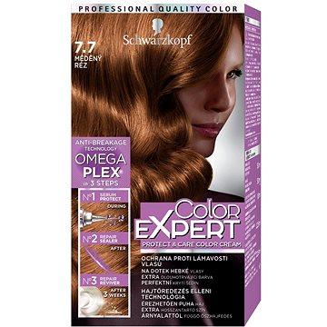 Barva na vlasy SCHWARZKOPF COLOR EXPERT 7-7 Měděný réz 50 ml (9000101059687)
