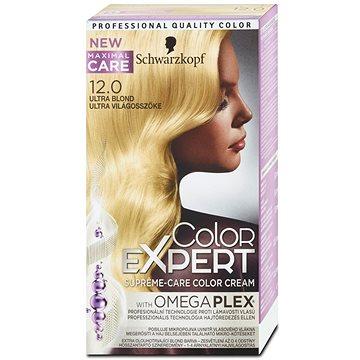 Barva na vlasy SCHWARZKOPF COLOR EXPERT 12-0 Ultra blond 50 ml (9000101061345)