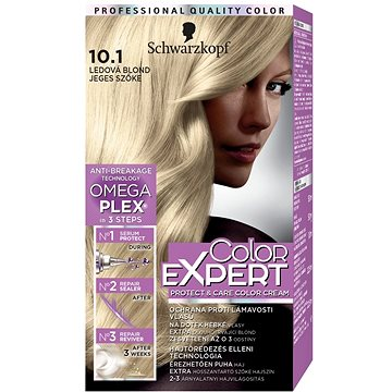 Barva na vlasy SCHWARZKOPF COLOR EXPERT 10-1 Ledová blond 50 ml (9000101061215)