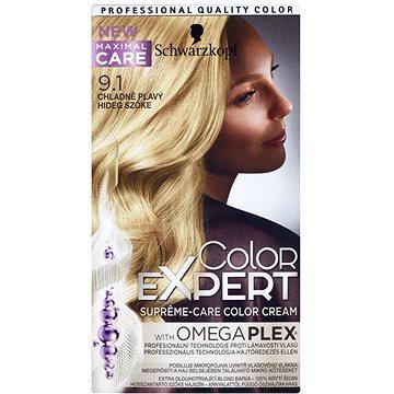 Barva na vlasy SCHWARZKOPF COLOR EXPERT 9-1 Chladně plavý 50 ml (9000101061123)