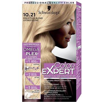 Barva na vlasy SCHWARZKOPF COLOR EXPERT 10-21 Perleťová blond 50 ml (9000101061611)