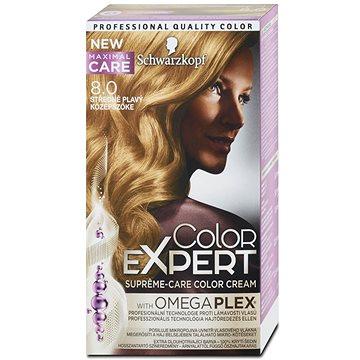 Barva na vlasy SCHWARZKOPF COLOR EXPERT 8-0 Středně plavý 50 ml (9000101061529)
