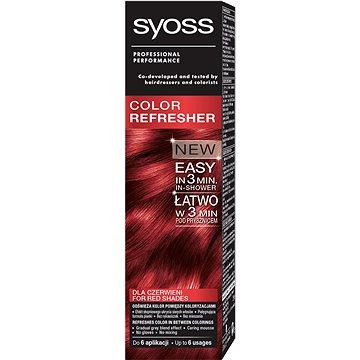 Oživovač barvy SYOSS Color Refresher Pro červené odstíny 75 ml (9000100984577)