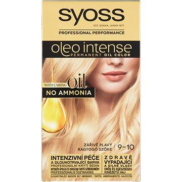 Barva na vlasy SYOSS Oleo Intense 9-10 Zářivě plavý 50 ml (9000100814379)