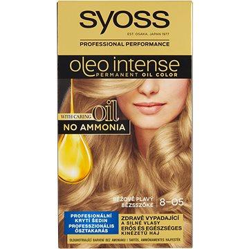 SYOSS Oleo Intense 8-05 Béžově plavý 50 ml (9000100840965)