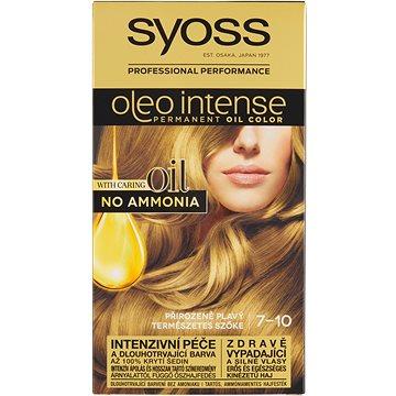 SYOSS Oleo Intense 7-10 Přirozeně plavý 50 ml (9000100814461)