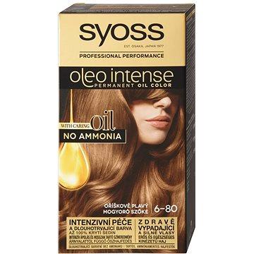 SYOSS Oleo Intense 6-80 Oříškově plavý 50 ml (9000100840897)