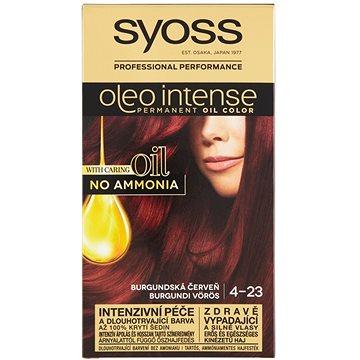 SYOSS Oleo Intense 4-23 Burgundská červeň 50 ml (9000100840835)