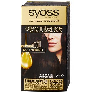 SYOSS Oleo Intense 2-10 Černohnědý 50 ml (9000100815185)