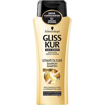 Šampon SCHWARZKOPF GLISS KUR Ultimate Oil Elixir Shampoo 400 ml (9000100801249)