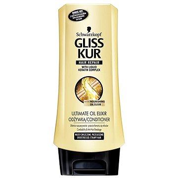 Balzám na vlasy SCHWARZKOPF GLISS KUR Ultimate Oil Elixir 200 ml (9000100801331)