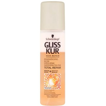 Balzám na vlasy SCHWARZKOPF GLISS KUR Total Repair Express 19 200 ml (4015000886864)