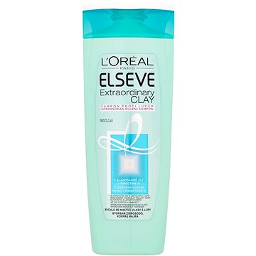 Šampon ĽORÉAL ELSEVE Extraordinary Clay 400 ml (3600523490035)