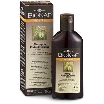 Dámský šampon BIOKAP Nutricolor Shampoo Ristrutturante 200 ml (8030243005144)